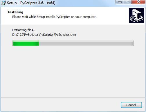 PyScripter