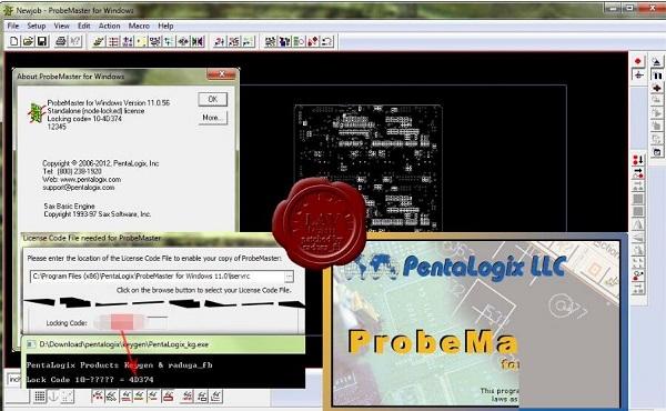 PentaLogix ProbeMaster截图