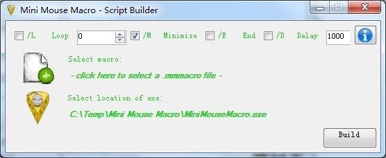 Mini Mouse Macro截图
