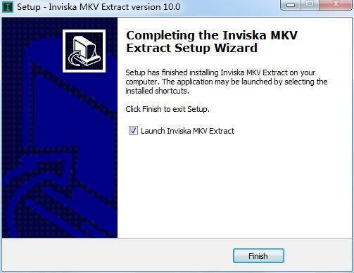 Inviska MKV Extract截图
