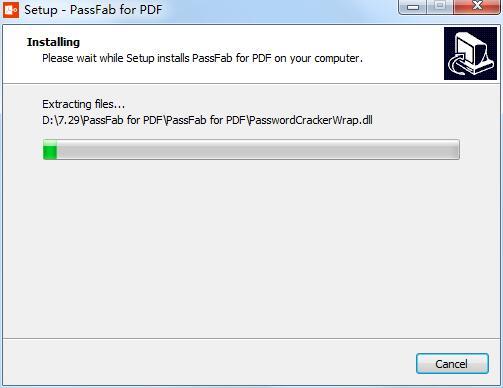 PassFab for PDF截图