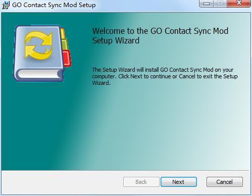 GO Contact Sync Mod截图