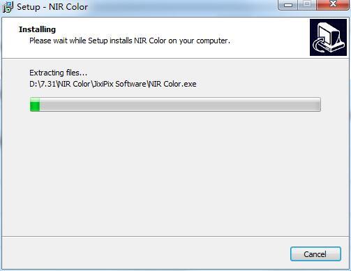 NIR Color