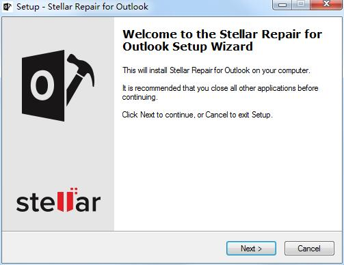 Stellar Repair for Outlook截图