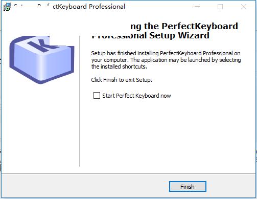 Pitrinec Perfect Keyboard截图