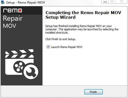 Remo Repair MOV截图
