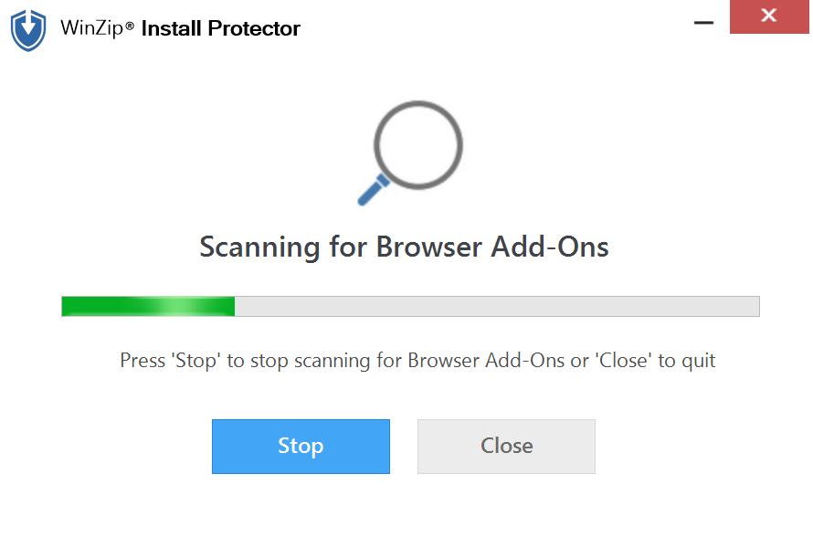 WinZip Install Protector截图