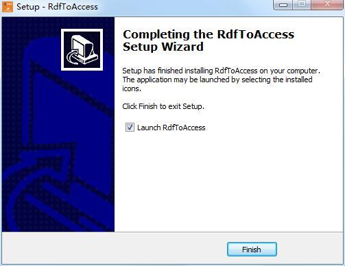 RdfToAccess截图