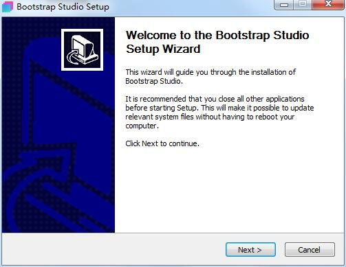 Bootstrap Studio截图