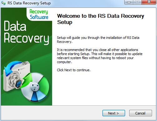RS Data Recovery截图