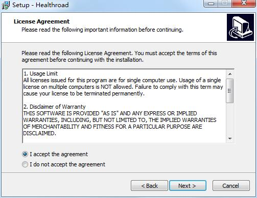 Healthroad