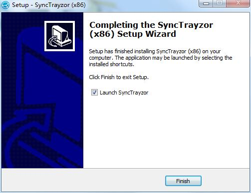 SyncTrayzor截图