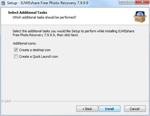 IUWEshare Free Photo Recovery