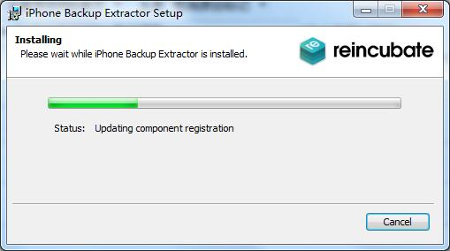 Reincubate iPhone Backup Extractor截图