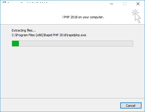 Rapid PHP 2018截图