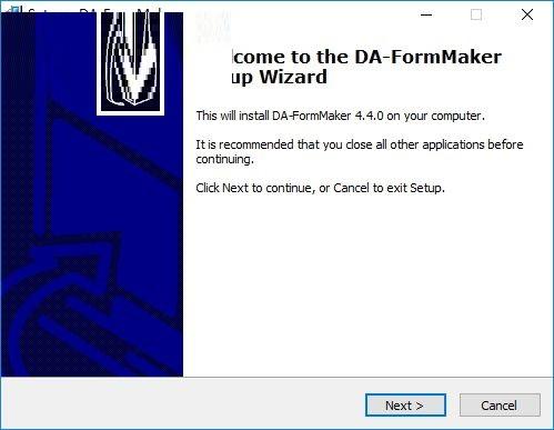 DA FormMaker