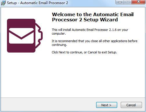 Automatic Email Processor截图