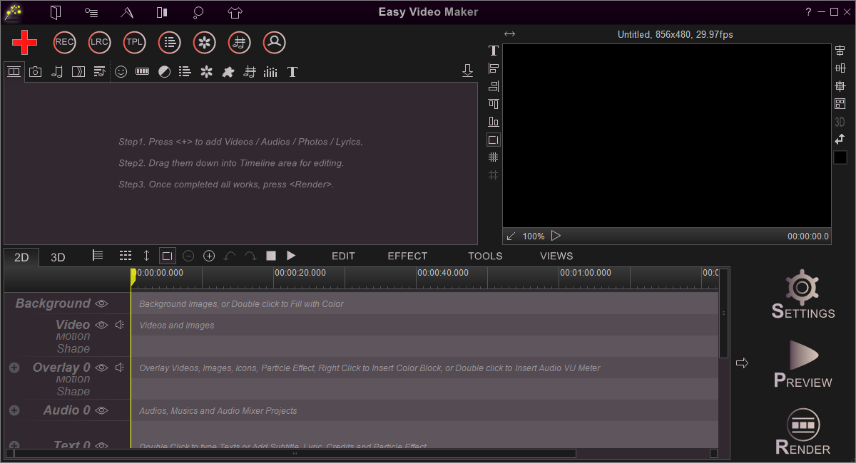Easy Video Maker截图1