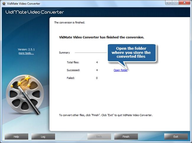 VidMate Video Converter截图