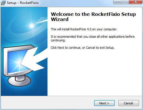 RocketFixio