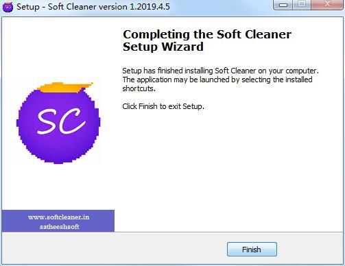 Soft Cleaner截图