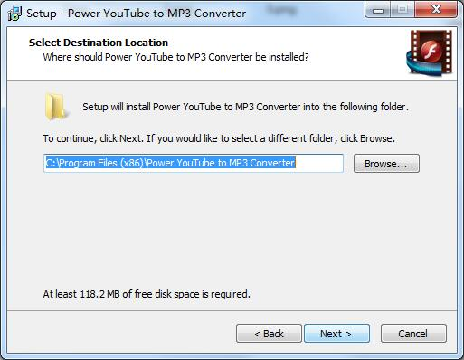 Power YouTube to MP3 Converter截图