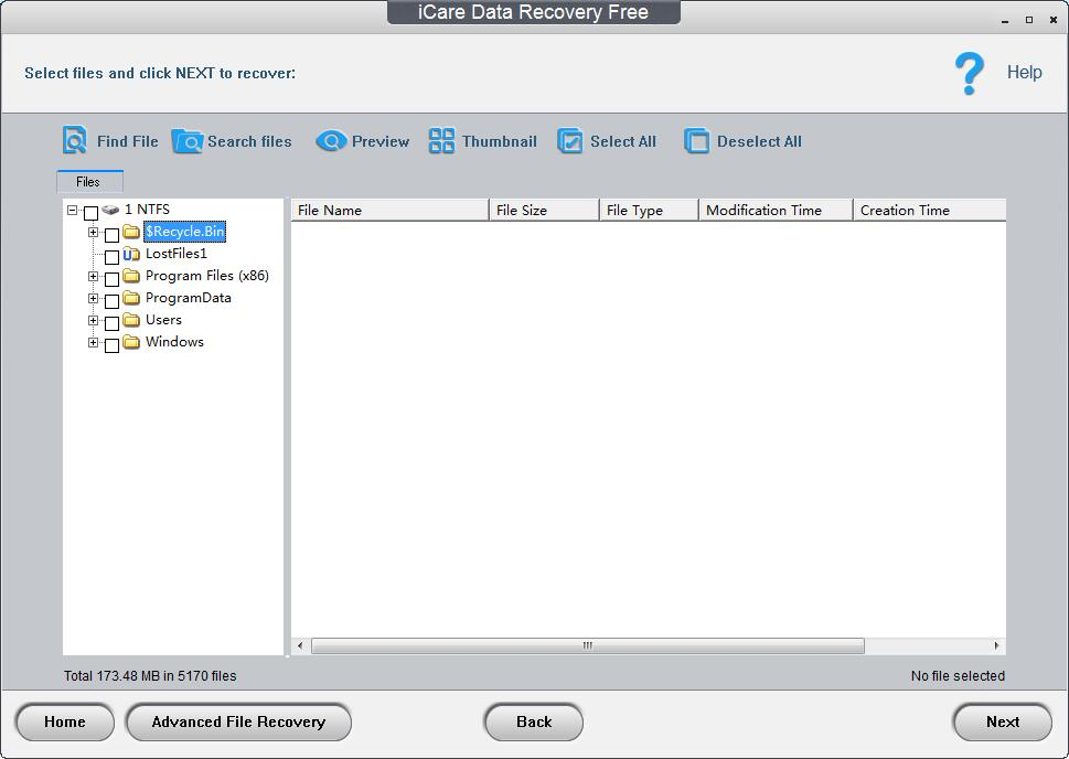 iCare Data Recovery Free