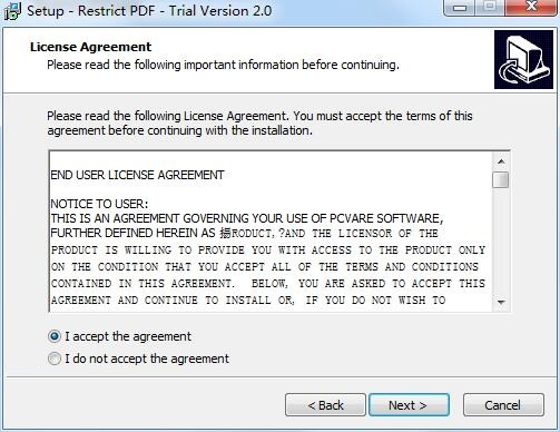 PCVARE Restrict PDF截图
