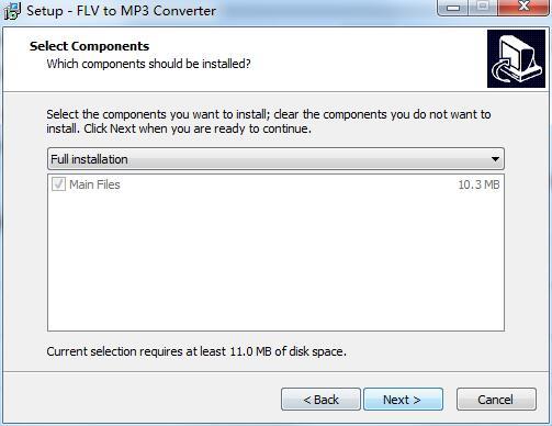 AbyssMedia FLV to MP3 Converter