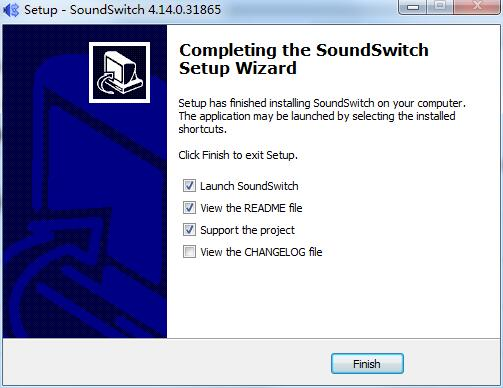 SoundSwitch截图