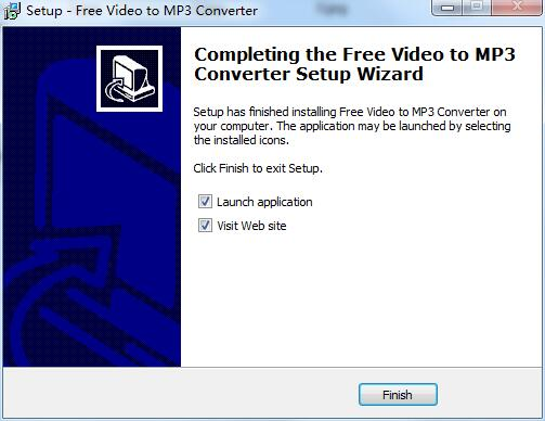 AbyssMedia Free Video to MP3 Converter截图