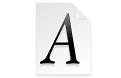 钢笔行书字帖字体