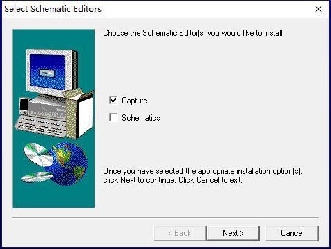 OrCAD PSpice电子电路仿真软件截图
