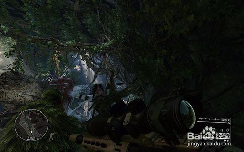 狙击手:幽灵战士2截图