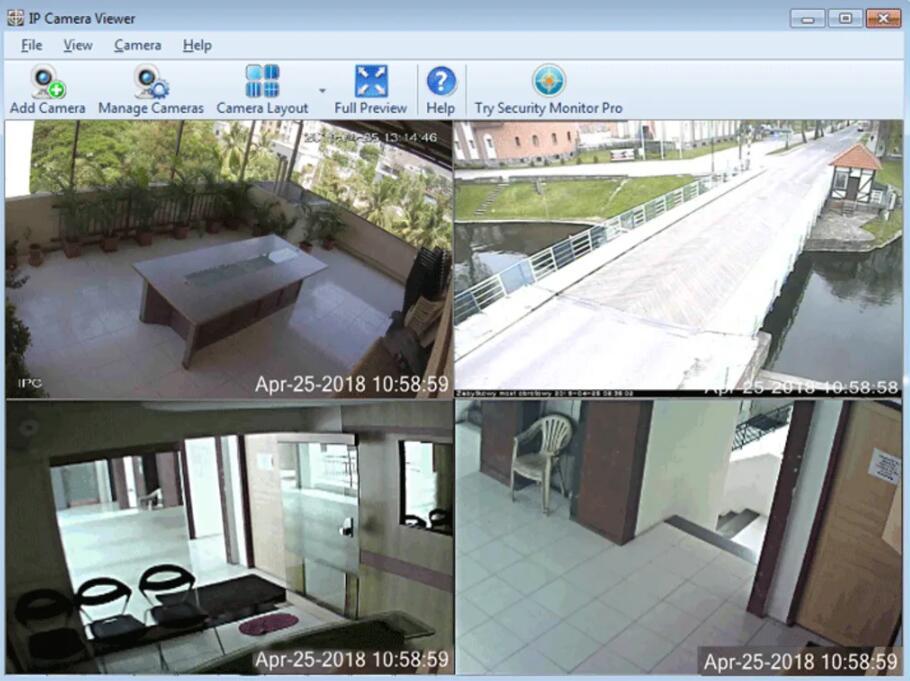 IP Camera Viewer截图