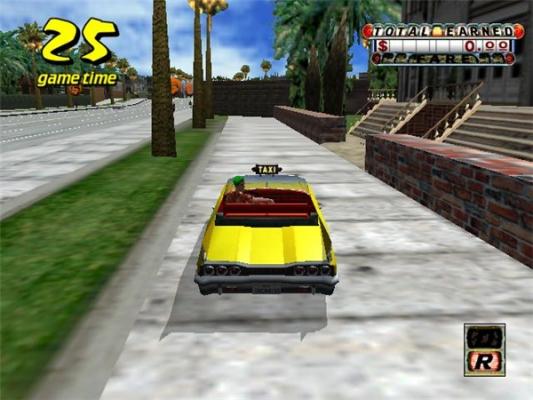 疯狂出租车截图