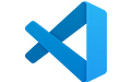 Visual Studio Code段首LOGO