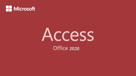 Microsoft Access 2020截图