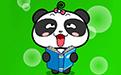 熊猫拼音段首LOGO