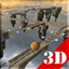 3D平衡球