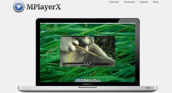 MPlayerX For Mac截图