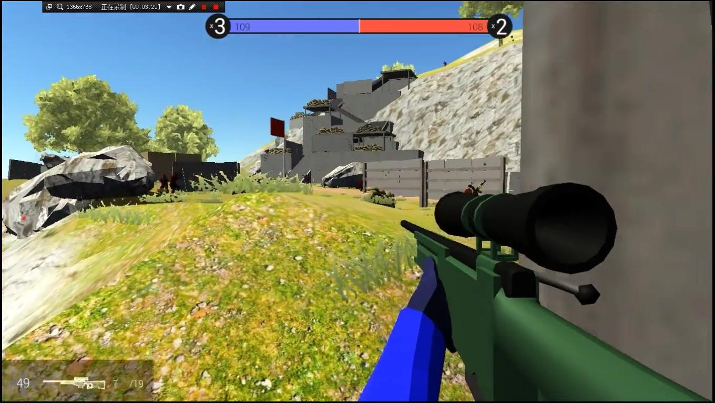 战地模拟器截图