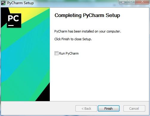 PyCharm截图