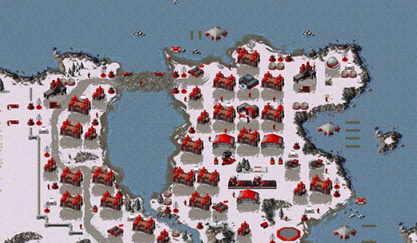 红色警戒95中文版截图