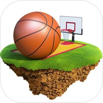 3分投籃 - 太空籃球