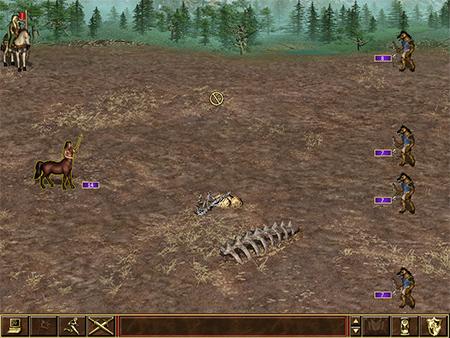 英雄无敌3死亡阴影截图