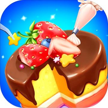 彩虹夢幻蛋糕店