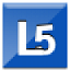 L5立刻国际物流云管理系统LOGO