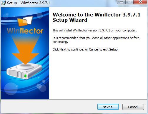 Winflector截图