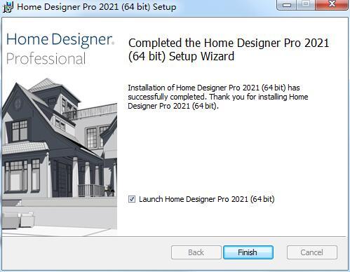 Home Designer Pro 2021截图